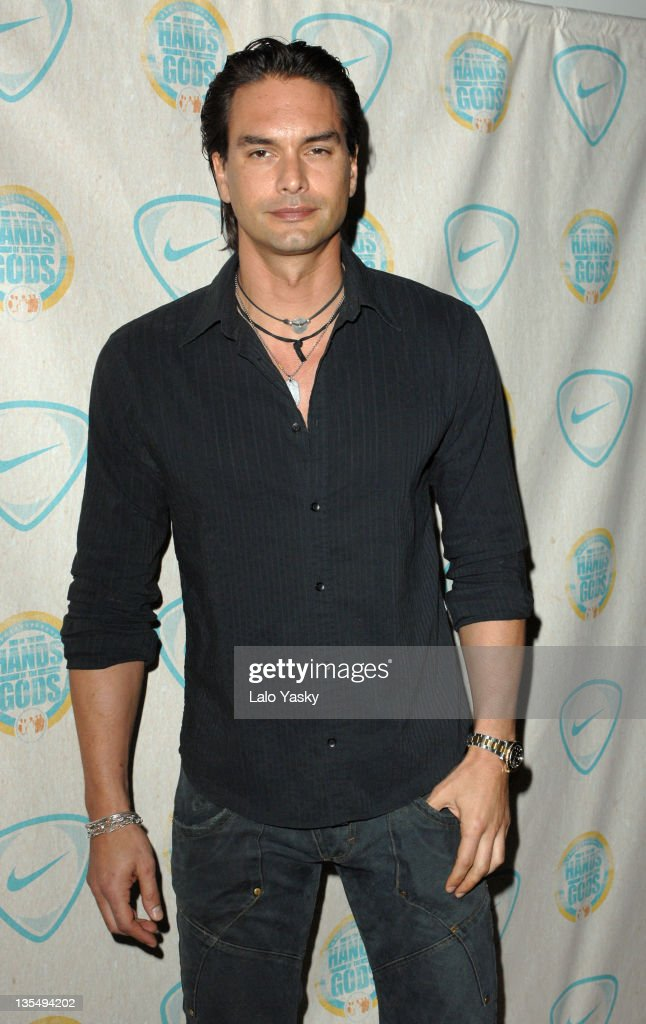 Marcus Schenkenberg during 2007 Cannes Film Festival In the Hands of Gods Nike Party at Century Club in Cannes France