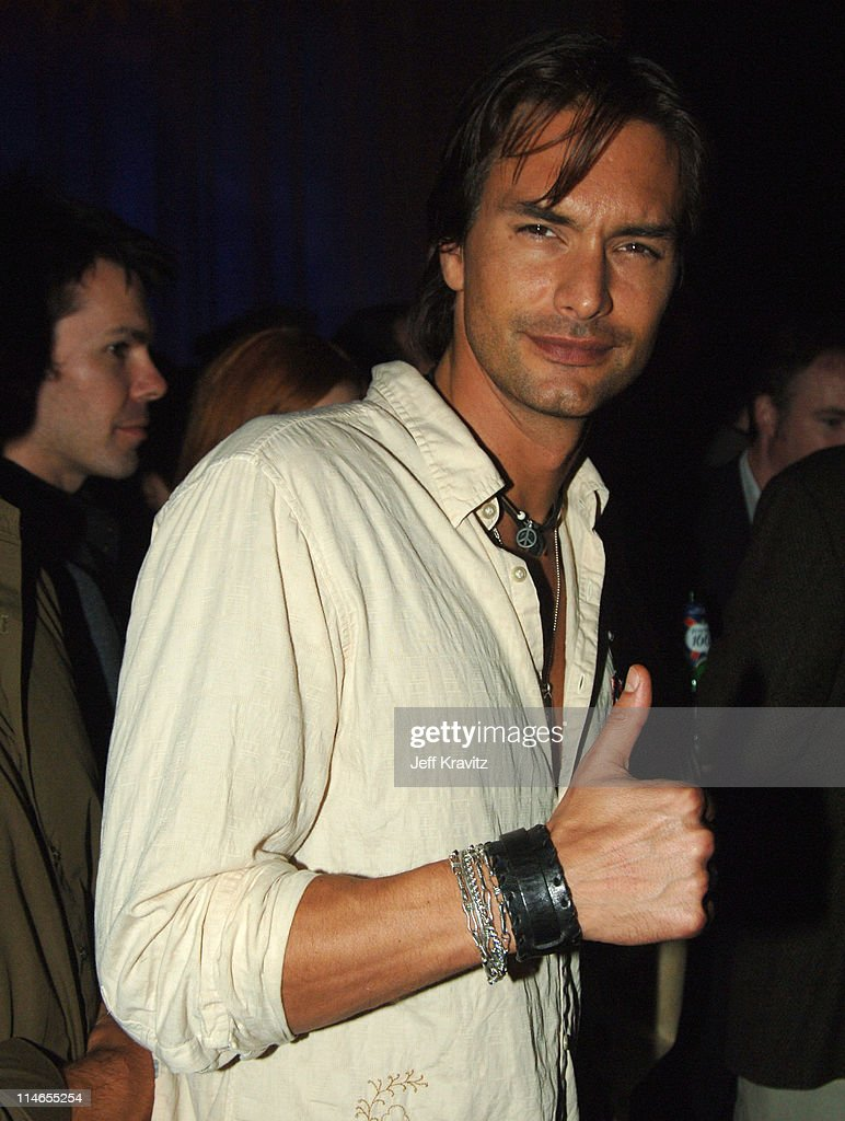 Marcus Schenkenberg during Comedy Central Roast of Pamela Anderson After Party at Sony Pictures Studio in Culver City California United States