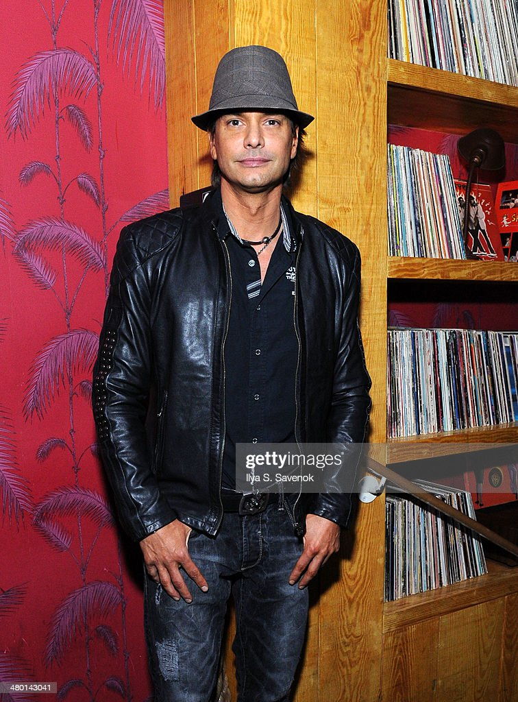 Marcus Schnackenberg attends 2nd Supermodel Saturday at No.8 on March 22, 2014 in New York City.