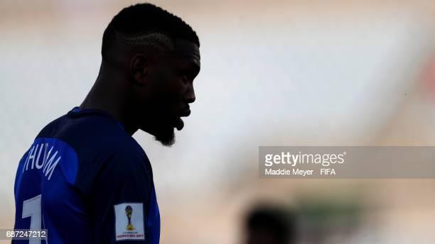 Marcus Thuram of France looks on during the FIFA U20 World Cup Korea Republic 2017 group E match between France and Honduras at Cheonan Baekseok...