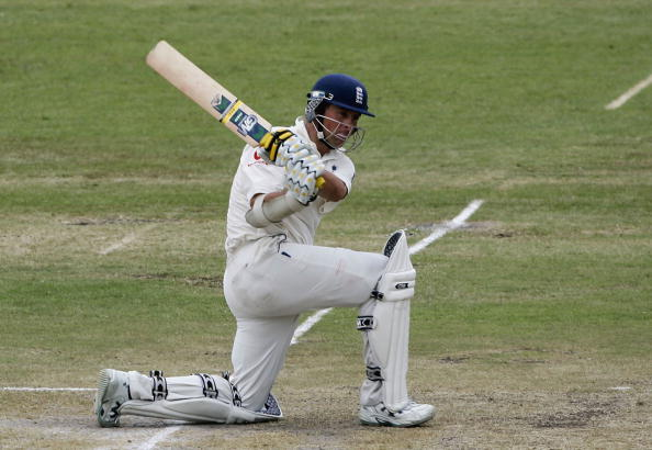 Second Test South Africa v England - Day Three : News Photo