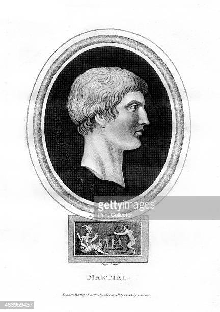 Marcus Valerius Martialis Roman poet Marcus Valerius Martialis known in English as Martial was a Latin poet who lived in Hispania during the 1st...