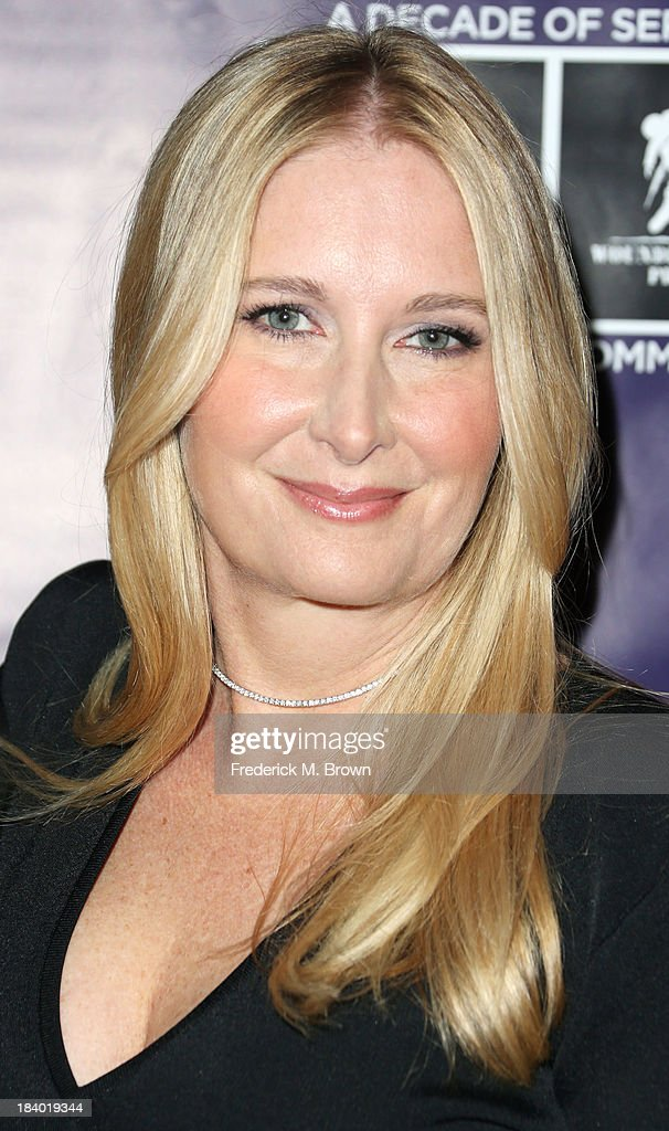 Marcy Gandolfini attends The Wounded Warrier Project's (WWP) Carry Forward Awards at Club Nokia on October 10, 2013 in Los Angeles, California.
