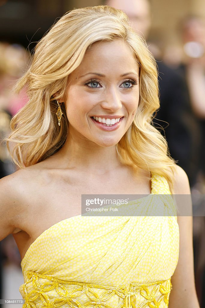 Marcy Rylan during 34th Annual Daytime Emmy Awards Red Carpet at Kodak Theatre in Hollywood California United States