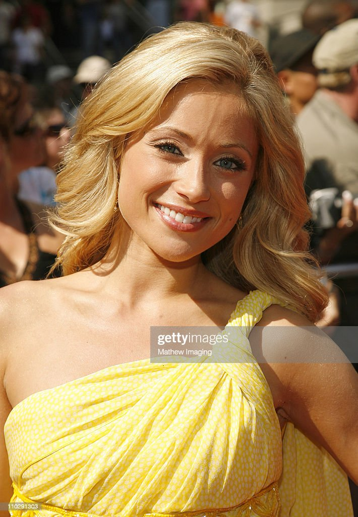 Marcy Rylan during 34th Annual Daytime Emmy Awards - Red Carpet at Kodak Theatre in Hollywood, California, United States.