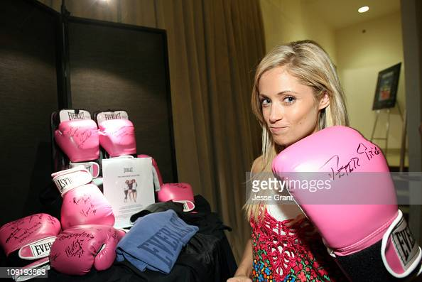 Marcy Rylan during On 3 Productions Gifting Suite at The 2007 Daytime Emmy Awards Day 1 at Kodak Theatre in Los Angeles California United States