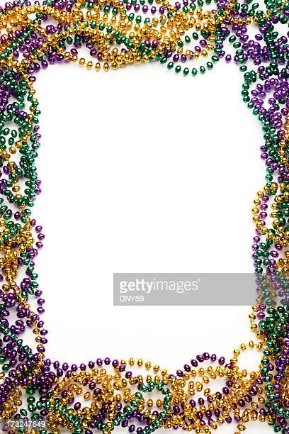 Mardi Gras Frame