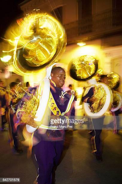 Mardi Gras, French Quarter, New Orleans