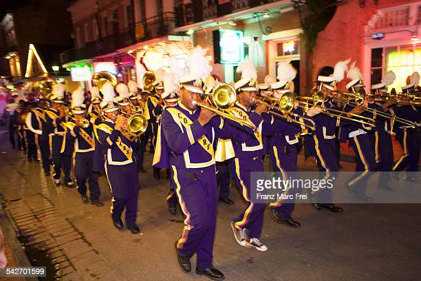 Mardi Gras, French Quarter, New Orleans