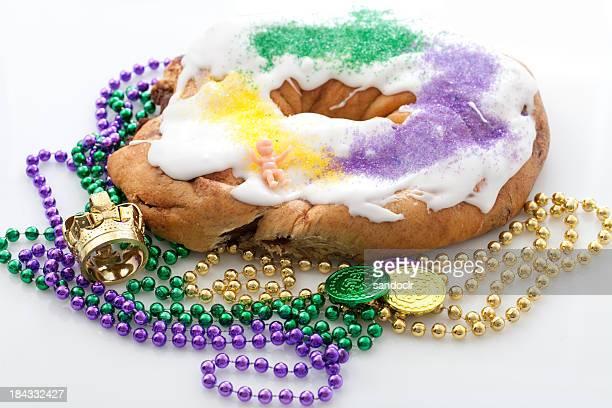 Gâteau avec très grand lit
