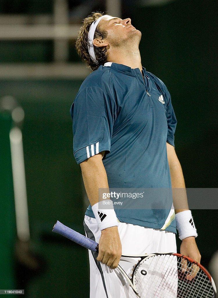 ATP - 2007 US Men's Clay Court Championships - Second Round - Mariano Zabaleta