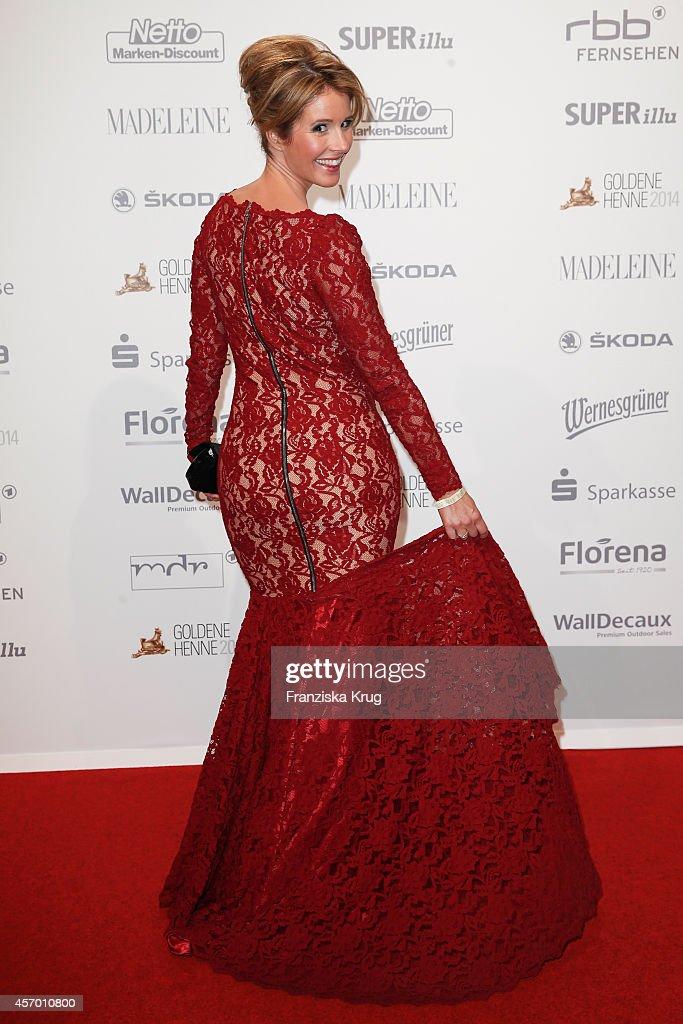 Madeleine At Goldene Henne 2014