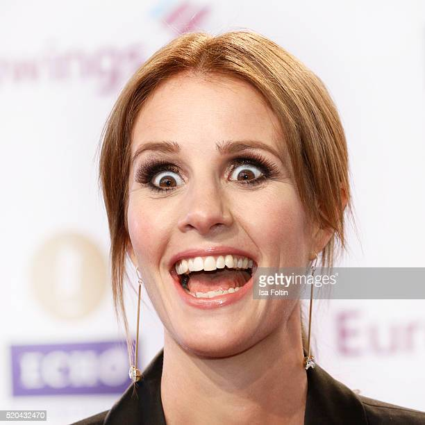 Mareile Hoeppner attends the Echo Award 2016 on April 07 2016 in Berlin Germany