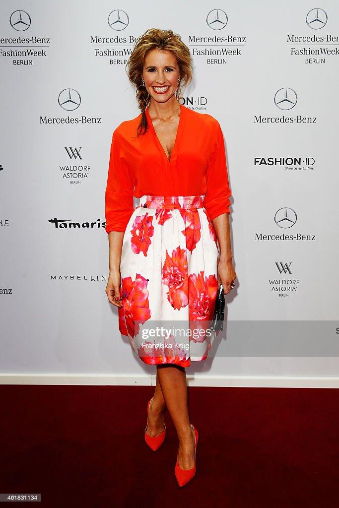 Marc Cain Arrivals - Mercedes-Benz Fashion Week Berlin Autumn/Winter 2015/16