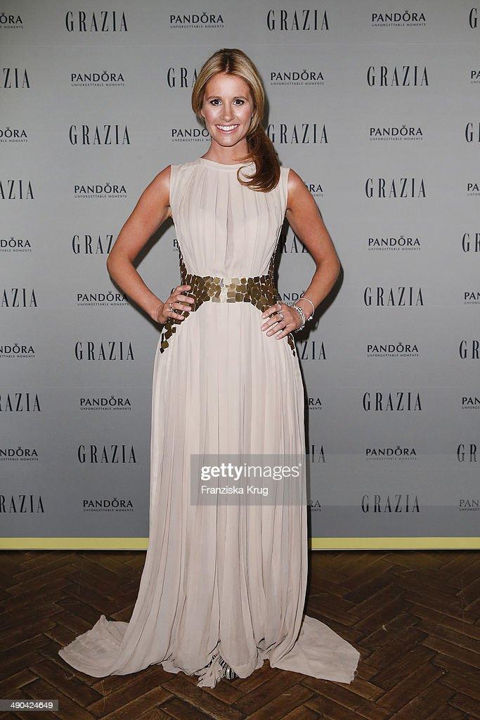 Pandora At Grazia Best Dressed Award