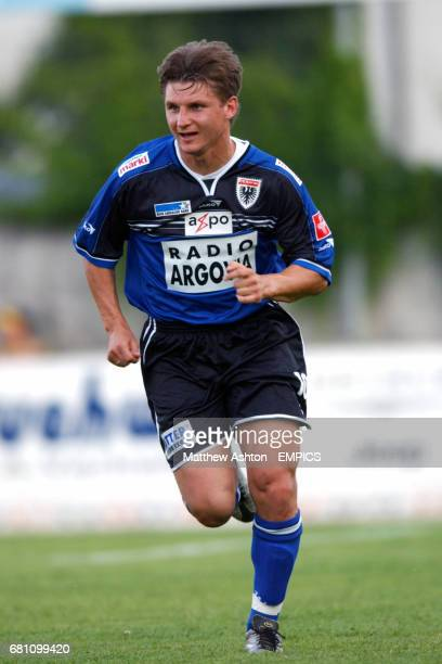 Marek Cjitko FC Aarau