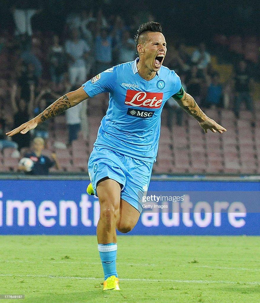 SSC Napoli v Bologna FC Serie A s and