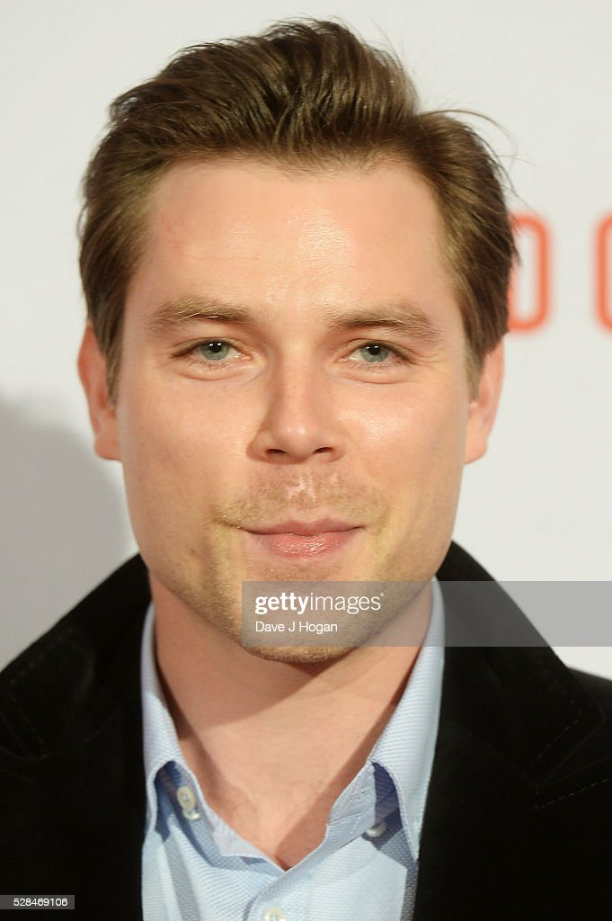 Marek Oravec arrives for the UK Gala Screening of 'Our Kind Of Traitor' at The Curzon Mayfair on May 5, 2016 in London, England.