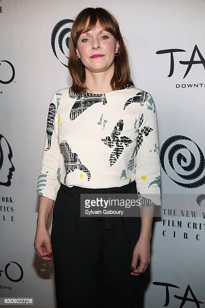 Maren Ade attends 2016 New York Film Critics Circle Awards on January 3 2017 in New York City