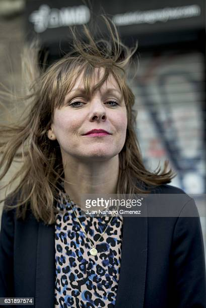 Maren Ade poses during a portrait session on January 17 2017 in Madrid Spain