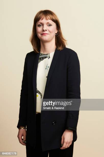 Maren Ade poses for portrait session at the 2017 Film Independent Spirit Awards on February 25 2017 in Santa Monica California