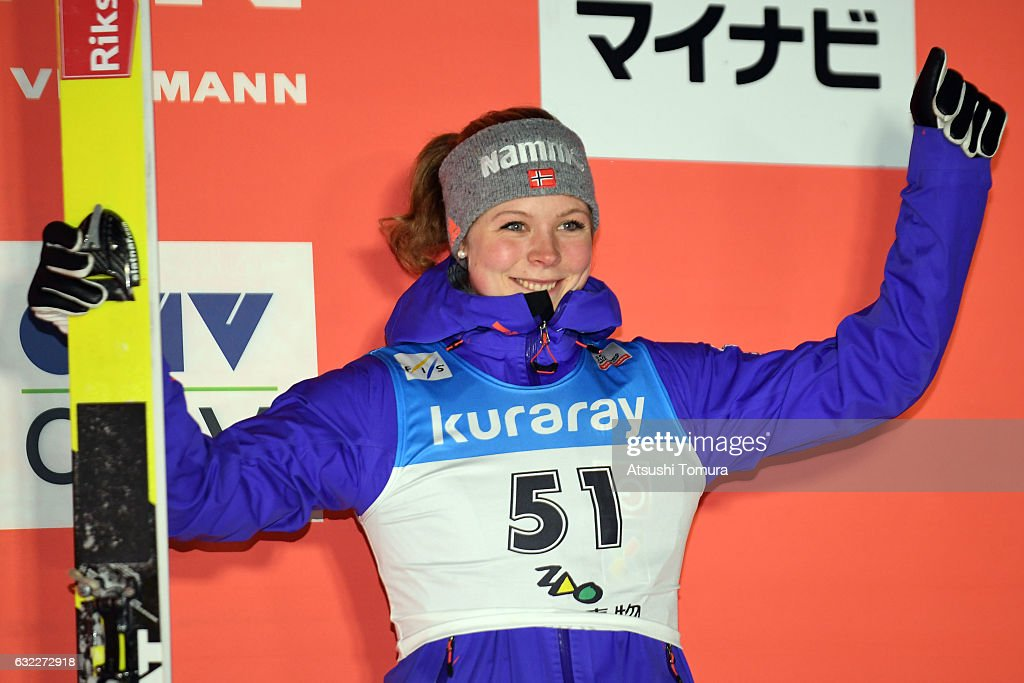 FIS Ski Jumping World Cup Ladies 2017 In Zao - Day 2