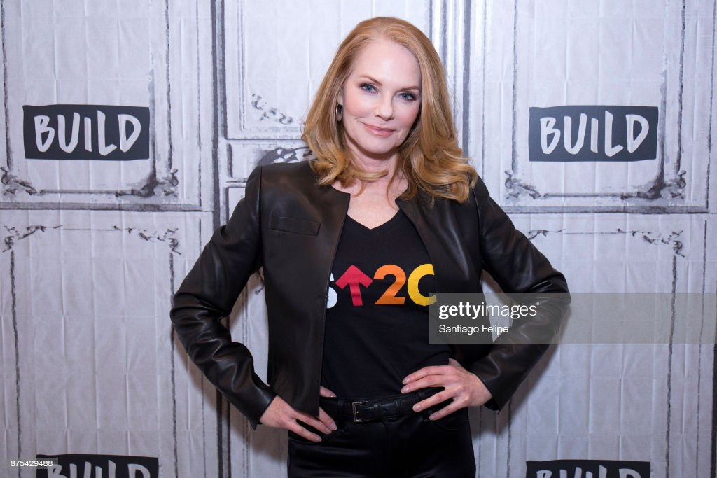 """Build Presents Marg Helgenberger Discussing """"The Value Of A Dollar"""" Campaign"""