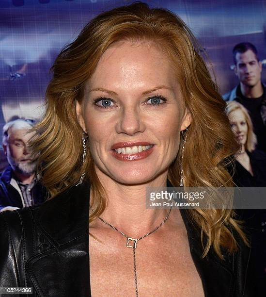 Marg Helgenberger during 'CSI Crime Scene Investigation' Fourth Season Premiere Screening at Museum of Television and Radio in Beverly Hills...
