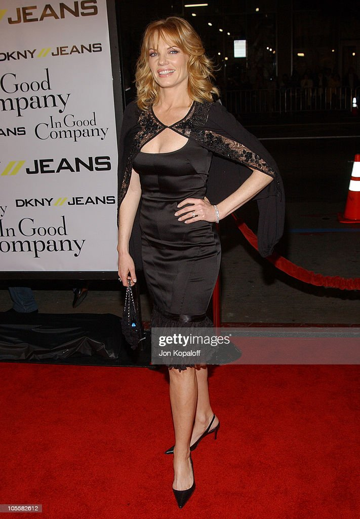 <a gi-track='captionPersonalityLinkClicked' href=/galleries/search?phrase=Marg+Helgenberger&family=editorial&specificpeople=201493 ng-click='$event.stopPropagation()'>Marg Helgenberger</a> during 'In Good Company' World Premiere - Arrivals at Grauman's Chinese Theater in Hollywood, California, United States.