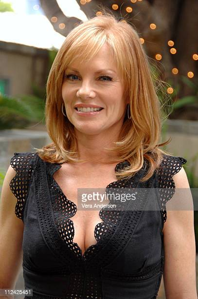 Marg Helgenberger during 'Mr Brooks' Press Conference with Kevin Costner Dane Cook and Marg Helgenberger at Le Meridien Hotel in Beverly Hills...