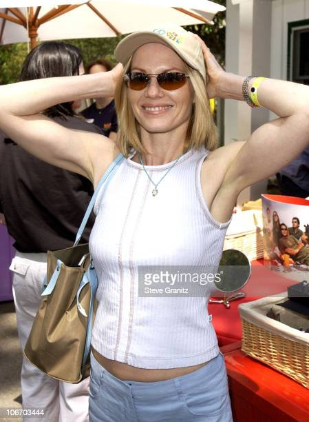 Marg Helgenberger during Target 'A Time For Heroes' To Benefit The Elizabeth Glaser Pediatric AIDS Foundation at Mandeville Canyon Park in Los...