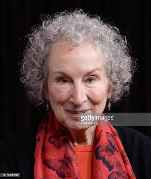 Margaret Atwood attends the PEN Center USA's 27th Annual Literary Awards Festival on October 27 2017 in Beverly Hills California