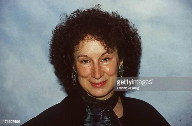 Margaret Atwood Liest Aus Ihrem Neuen Roman 'Die Räuberbraut' Porträt