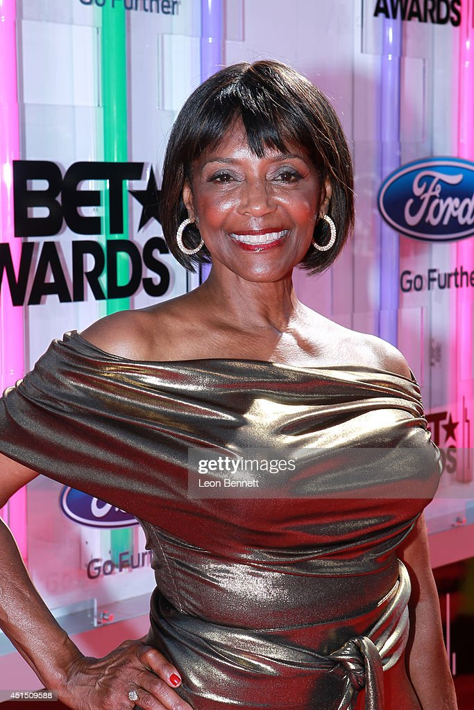 <a gi-track='captionPersonalityLinkClicked' href=/galleries/search?phrase=Margaret+Avery&family=editorial&specificpeople=779516 ng-click='$event.stopPropagation()'>Margaret Avery</a> arrived at the BET & Make A Wish Foundation Recipient Wish To Attend BET Awards Red Carpet Arrivals on June 29, 2014 in Los Angeles, California.