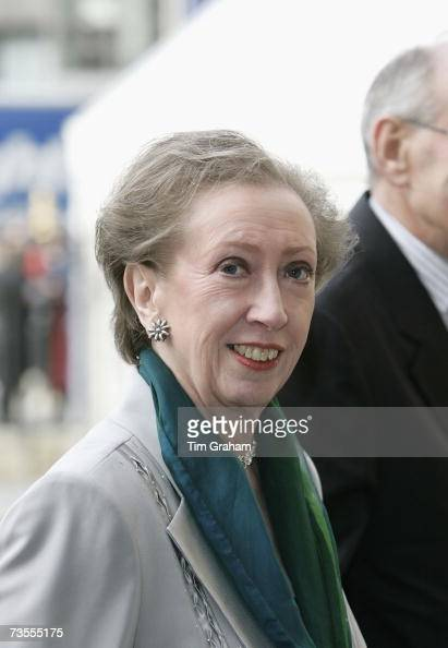 Margaret Beckett Foreign Secretary attends the Commonwealth Day service at Westminster Abbey on March 12 2007 in London England