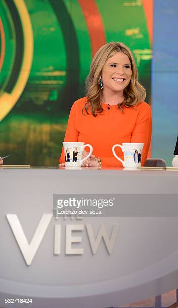 THE VIEW Margaret Cho and Jenna Bush are the guests today on 'THE VIEW' 5/19/16 airing on the ABC Television Network BUSH