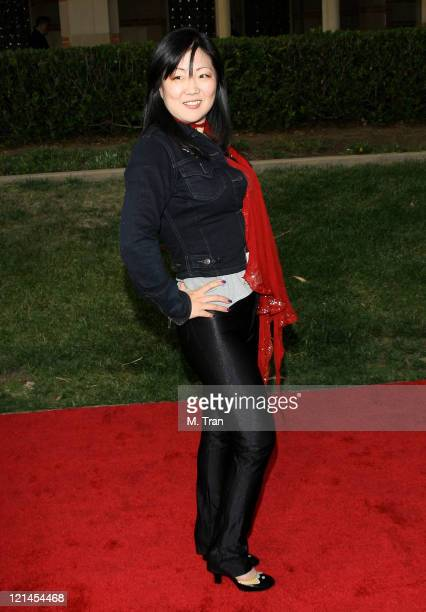 Margaret Cho during 2007 AZN Asian Excellence Awards Arrivals at Royce Hall UCLA Campus in Westwood California United States