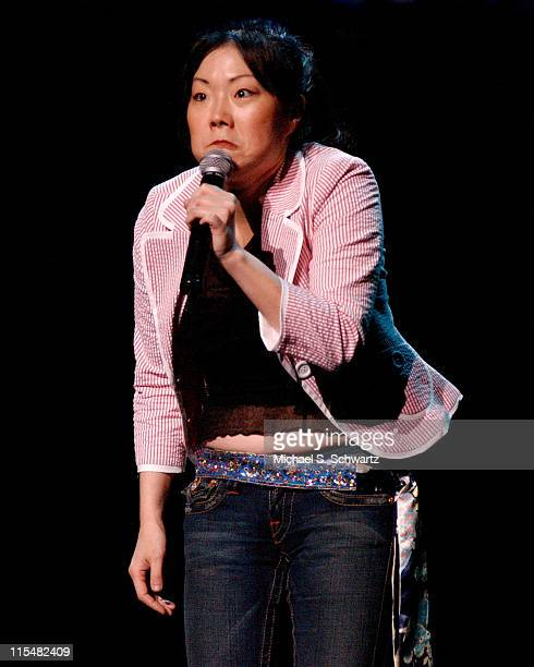 Margaret Cho during Comedian Margaret Cho Performs Live at The Wiltern Theater April 9 2005 at The Wiltern in Los Angeles California United States