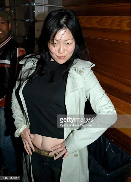 Margaret Cho during John Cameron Mitchell and Josh Wood Present 'Wed Rock a Benefit for Freedom to Marry' at Crobar in New York City New York United...