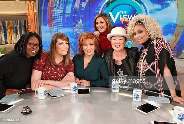 THE VIEW Margaret Cho is the guest today Wednesday November 11 2015 on ABC's 'The View' 'The View' airs MondayFriday on the ABC Television Network