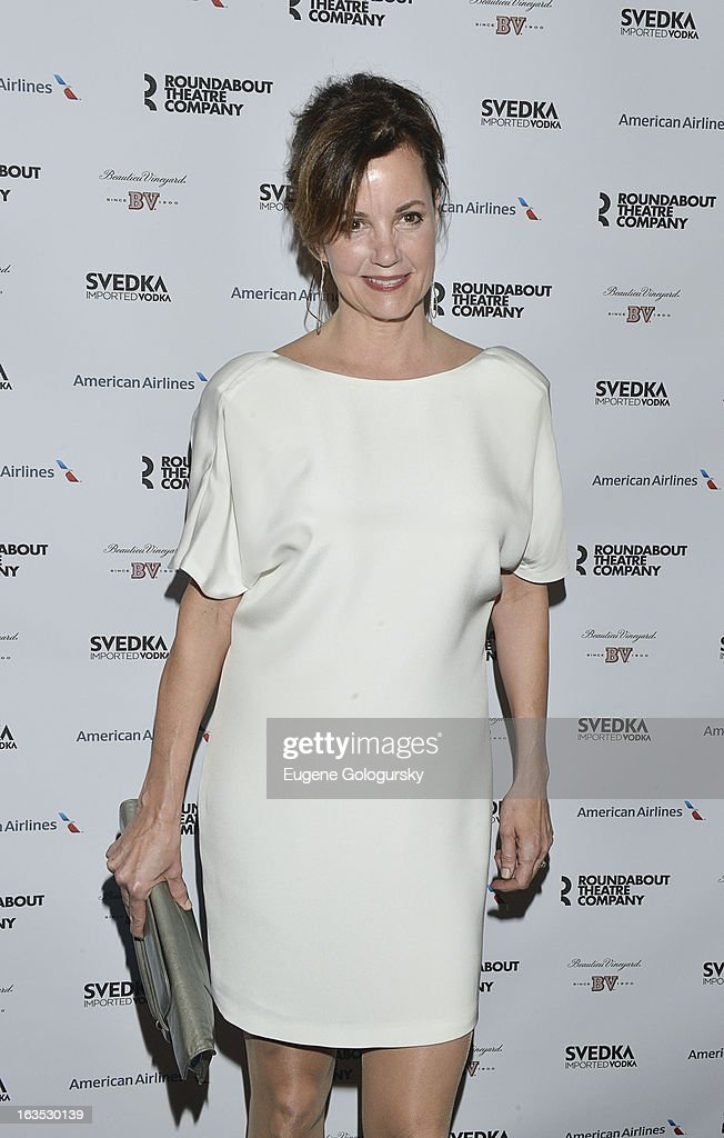 Margaret Colin attends the 2013 Roundabout Theatre Company Spring Gala at Hammerstein Ballroom on March 11, 2013 in New York City.