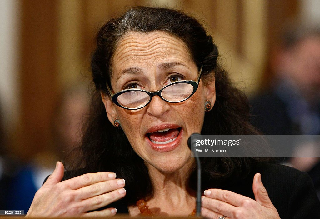 Margaret Hamburg commissioner of the Food and Drug Administration testifies before the Senate Health Education Labor and Pensions Committee on...