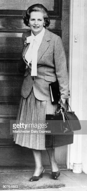 Margaret Hilda Thatcher studied chemistry at Oxford University and worked as a research chemist before becoming a barrister in 1954 She began her...