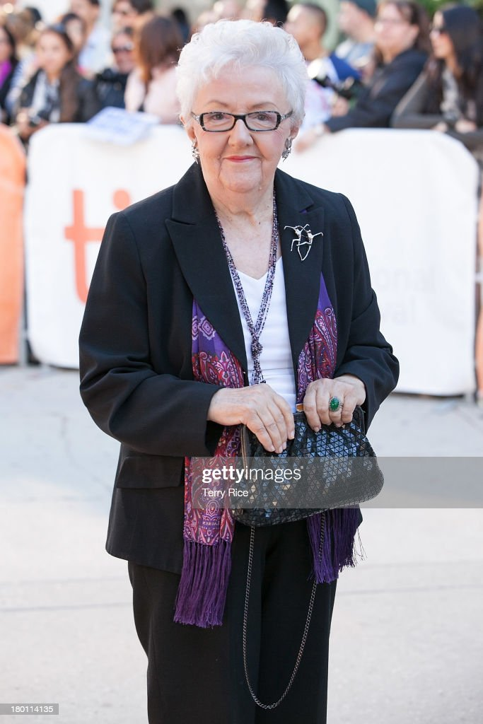 Margaret Killingbeck attends 'The Grand Seduction' premiere during the 2013 Toronto International Film Festival at Roy Thomson Hall on September 8, 2013 in Toronto, Canada.