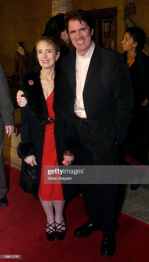 Margaret O'Brien and director / choreographer Rob Marshall
