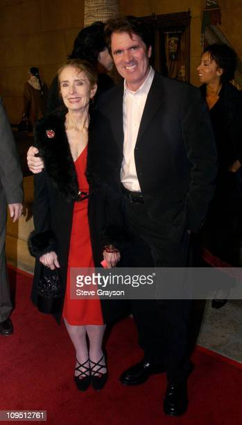 Margaret O'Brien and director / choreographer Rob Marshall