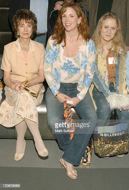 Margaret O'Brien Melissa Gilbert and Aria Noelle Curzon