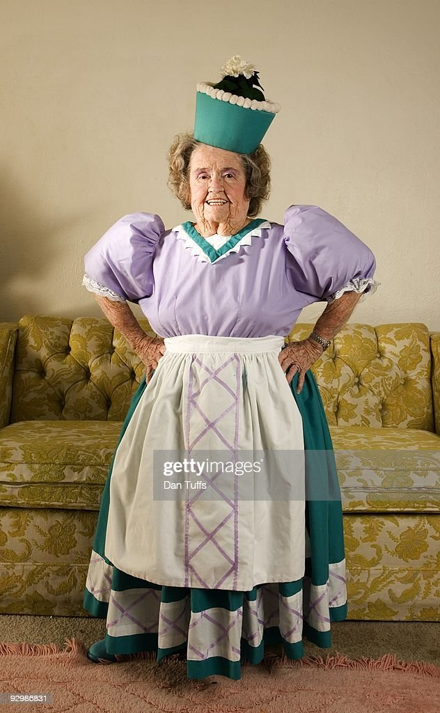 Margaret Pellegrini an original Munchkin from the Wizard of Oz film poses for a portrait at home in Phoenix, Arizona on July 14, 2009.