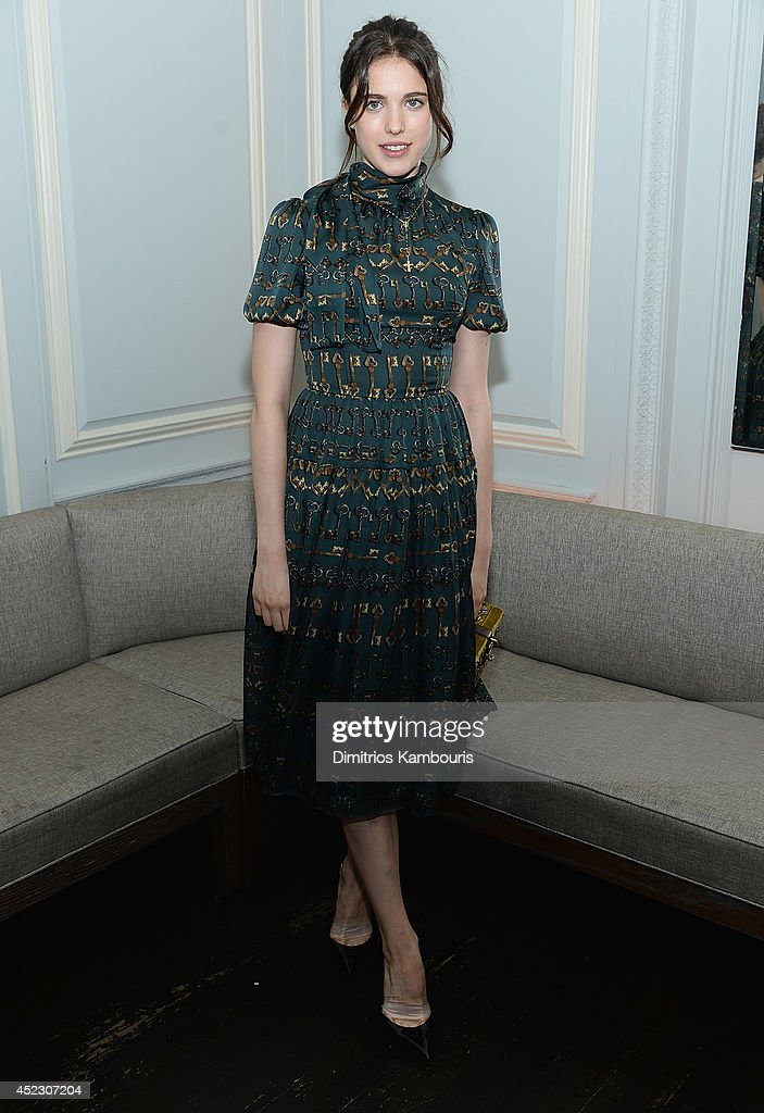 <a gi-track='captionPersonalityLinkClicked' href=/galleries/search?phrase=Margaret+Qualley&family=editorial&specificpeople=4418205 ng-click='$event.stopPropagation()'>Margaret Qualley</a> attends 'Magic In The Moonlight' premiere after party at Harlow on July 17, 2014 in New York City.
