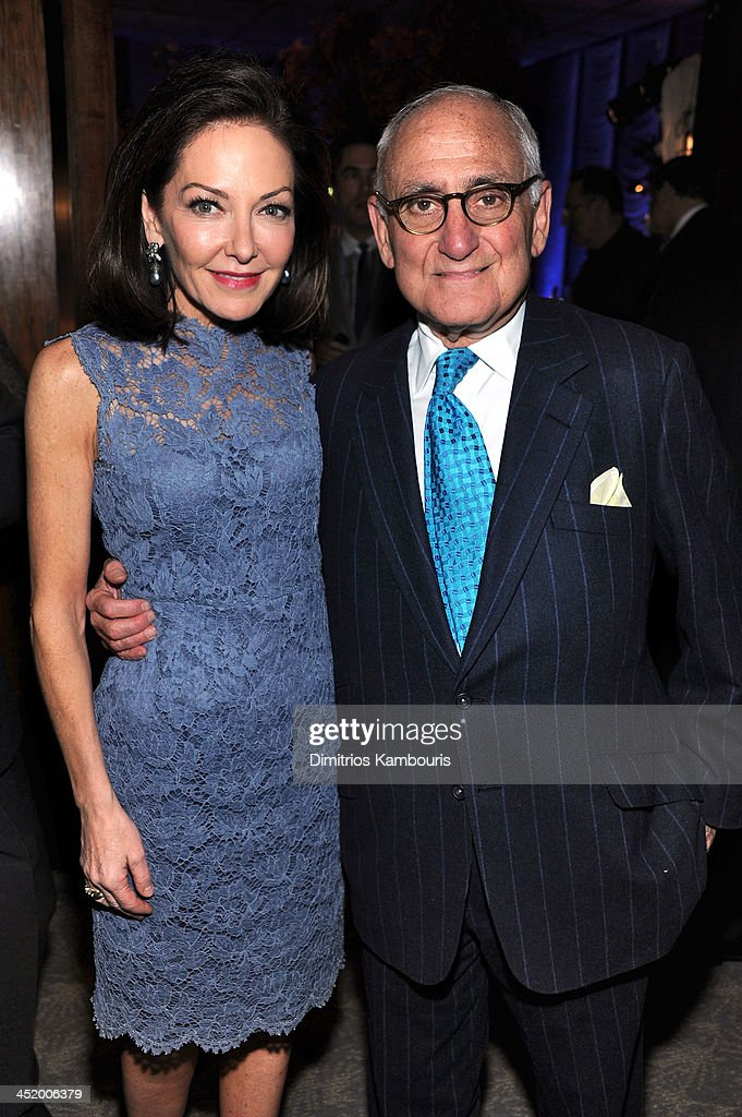 <a gi-track='captionPersonalityLinkClicked' href=/galleries/search?phrase=Margaret+Russell&family=editorial&specificpeople=221550 ng-click='$event.stopPropagation()'>Margaret Russell</a>, Editor In Chief of Architectural Digest and Robert A.M. Stern attend The AD100 Gala Hosted By Architectural Digest Editor In Chief <a gi-track='captionPersonalityLinkClicked' href=/galleries/search?phrase=Margaret+Russell&family=editorial&specificpeople=221550 ng-click='$event.stopPropagation()'>Margaret Russell</a> at The Four Seasons Restaurant on November 25, 2013 in New York City.